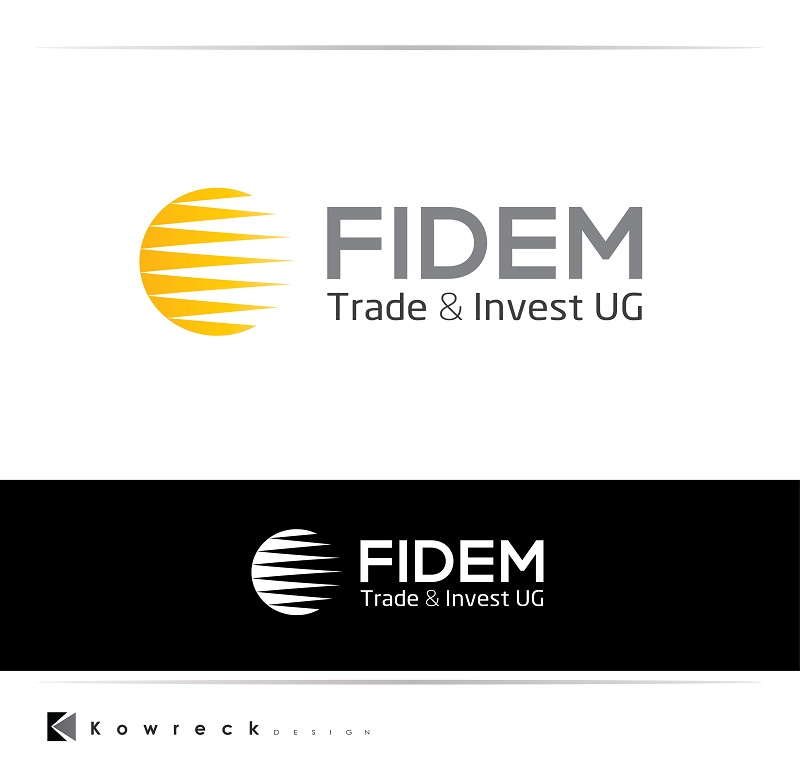 Logo Design by kowreck - Entry No. 168 in the Logo Design Contest Professional Logo Design for FIDEM Trade & Invest UG.