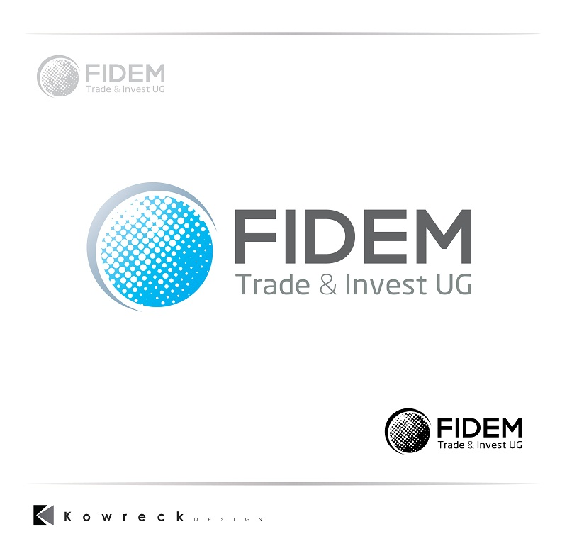 Logo Design by kowreck - Entry No. 169 in the Logo Design Contest Professional Logo Design for FIDEM Trade & Invest UG.