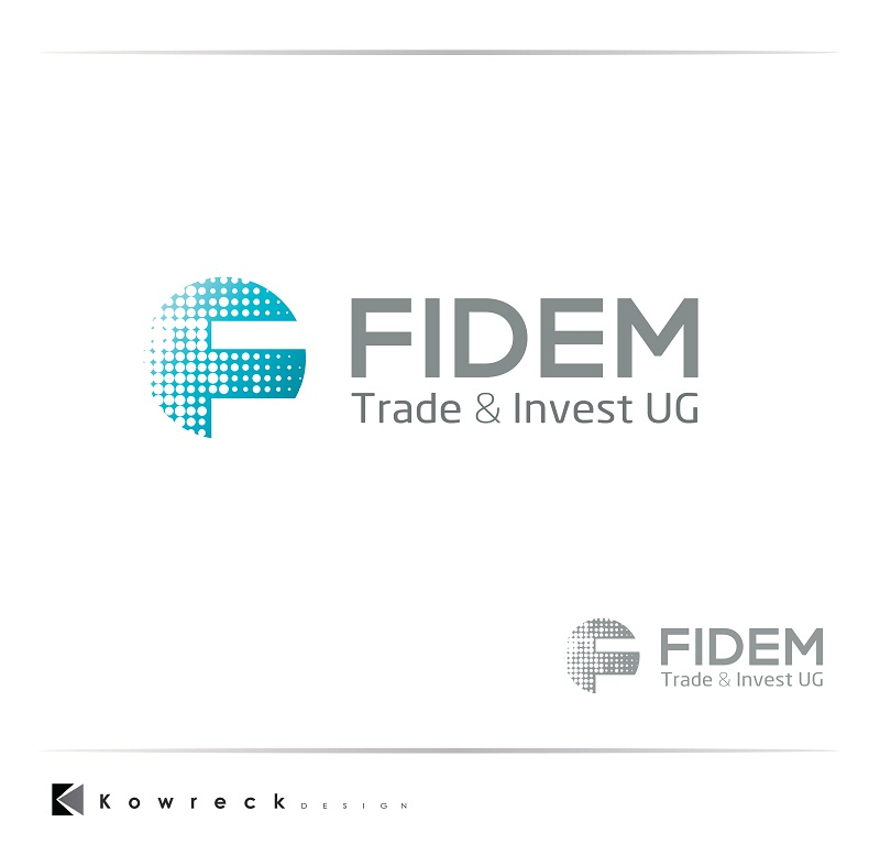 Logo Design by kowreck - Entry No. 170 in the Logo Design Contest Professional Logo Design for FIDEM Trade & Invest UG.