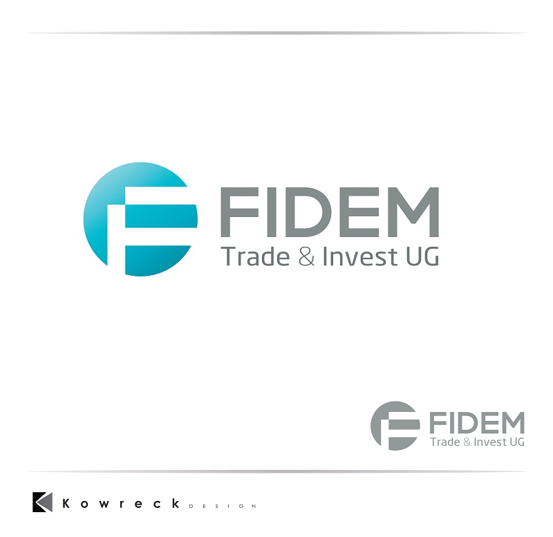 Logo Design by kowreck - Entry No. 172 in the Logo Design Contest Professional Logo Design for FIDEM Trade & Invest UG.