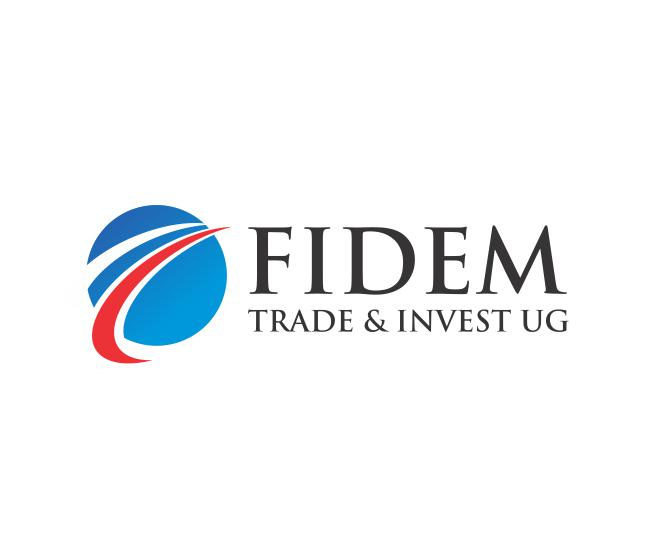 Logo Design by ronny - Entry No. 186 in the Logo Design Contest Professional Logo Design for FIDEM Trade & Invest UG.