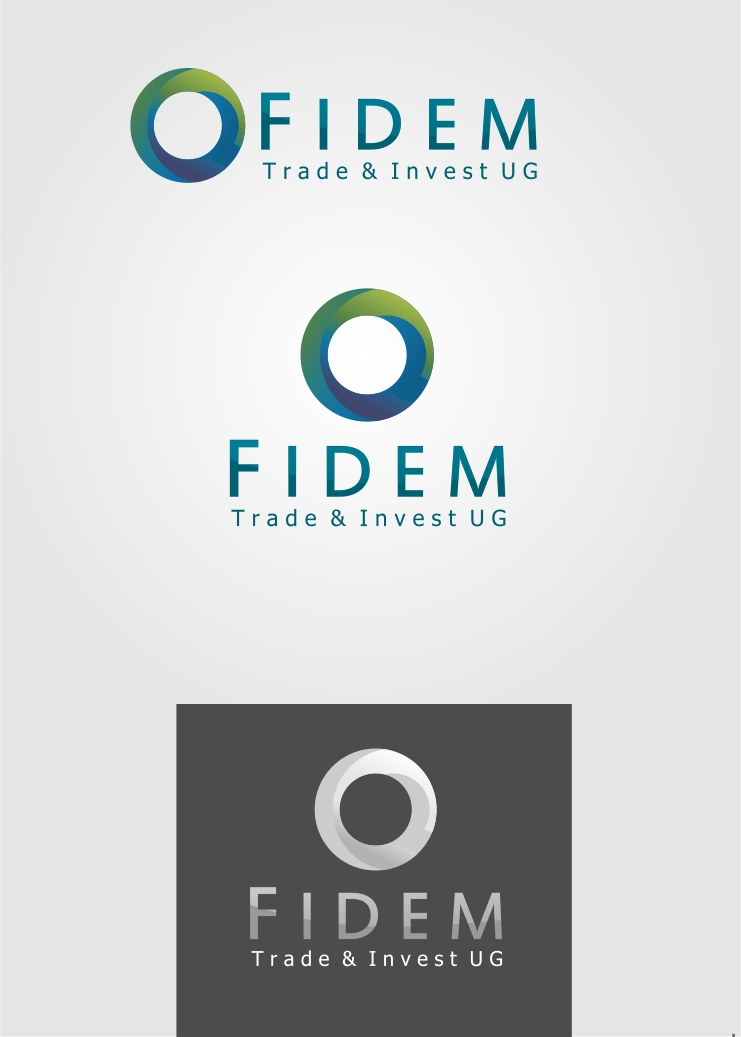 Logo Design by Private User - Entry No. 200 in the Logo Design Contest Professional Logo Design for FIDEM Trade & Invest UG.