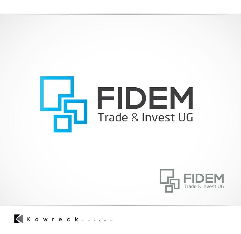 Logo Design by kowreck - Entry No. 203 in the Logo Design Contest Professional Logo Design for FIDEM Trade & Invest UG.