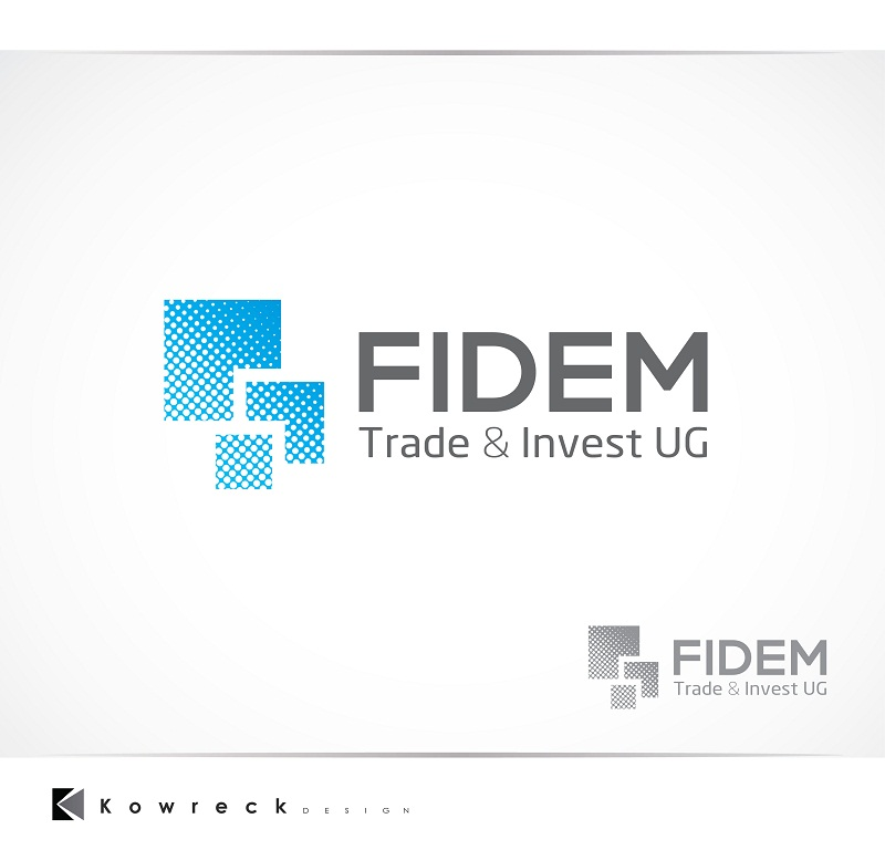 Logo Design by kowreck - Entry No. 204 in the Logo Design Contest Professional Logo Design for FIDEM Trade & Invest UG.