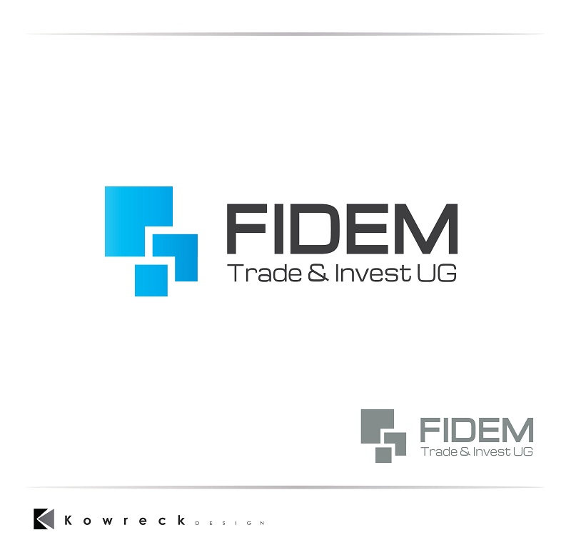 Logo Design by kowreck - Entry No. 205 in the Logo Design Contest Professional Logo Design for FIDEM Trade & Invest UG.