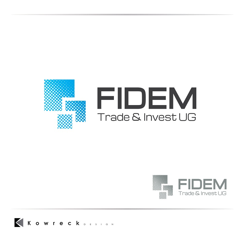 Logo Design by kowreck - Entry No. 206 in the Logo Design Contest Professional Logo Design for FIDEM Trade & Invest UG.