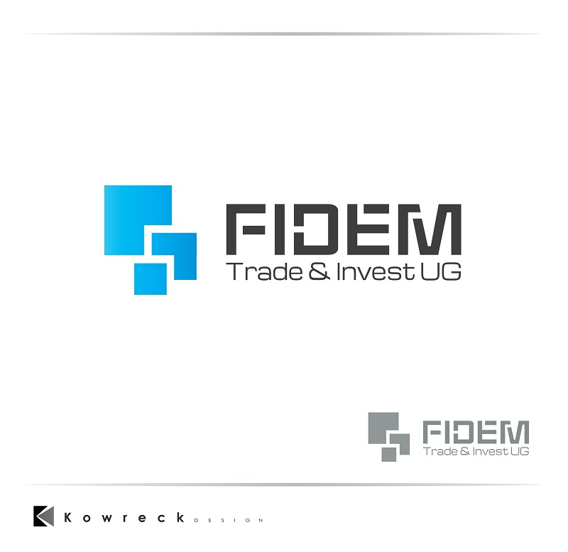 Logo Design by kowreck - Entry No. 207 in the Logo Design Contest Professional Logo Design for FIDEM Trade & Invest UG.