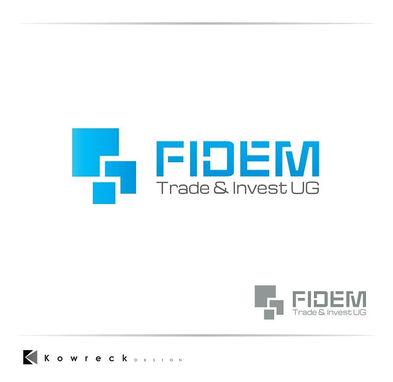 Logo Design by kowreck - Entry No. 208 in the Logo Design Contest Professional Logo Design for FIDEM Trade & Invest UG.