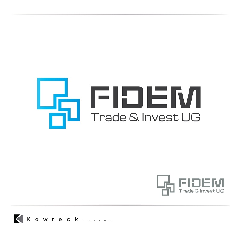 Logo Design by kowreck - Entry No. 209 in the Logo Design Contest Professional Logo Design for FIDEM Trade & Invest UG.