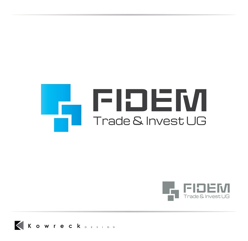 Logo Design by kowreck - Entry No. 210 in the Logo Design Contest Professional Logo Design for FIDEM Trade & Invest UG.
