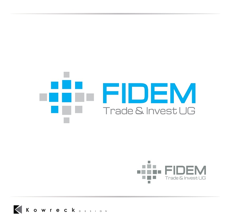 Logo Design by kowreck - Entry No. 211 in the Logo Design Contest Professional Logo Design for FIDEM Trade & Invest UG.
