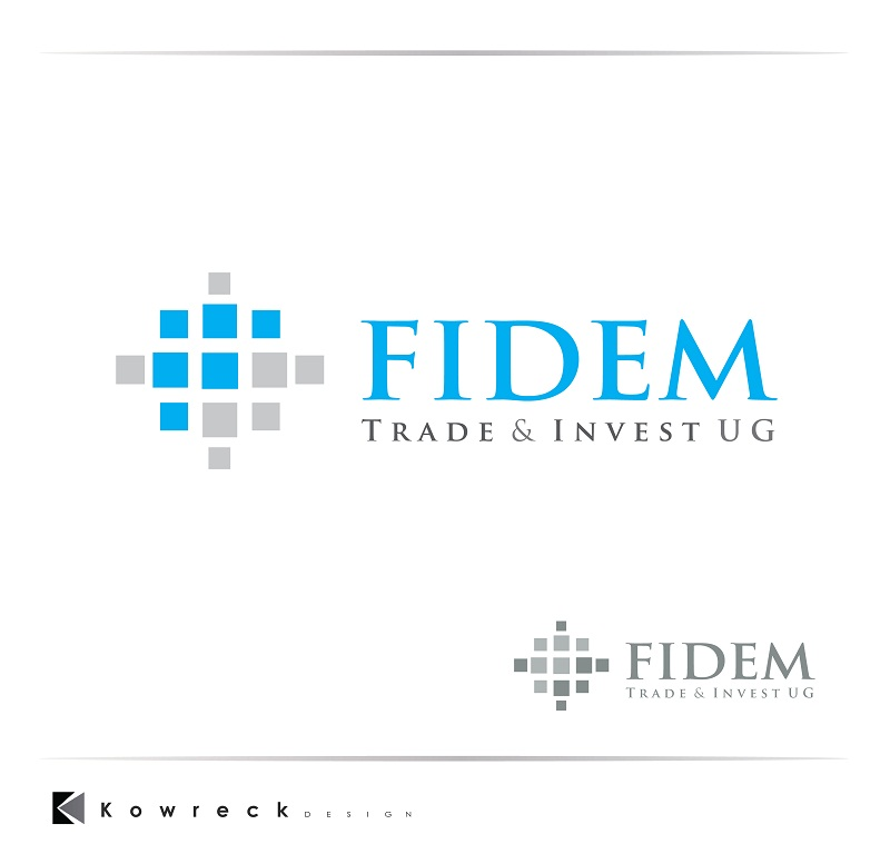 Logo Design by kowreck - Entry No. 212 in the Logo Design Contest Professional Logo Design for FIDEM Trade & Invest UG.