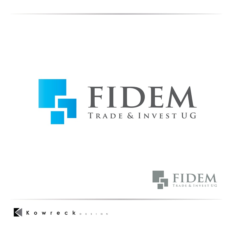 Logo Design by kowreck - Entry No. 213 in the Logo Design Contest Professional Logo Design for FIDEM Trade & Invest UG.