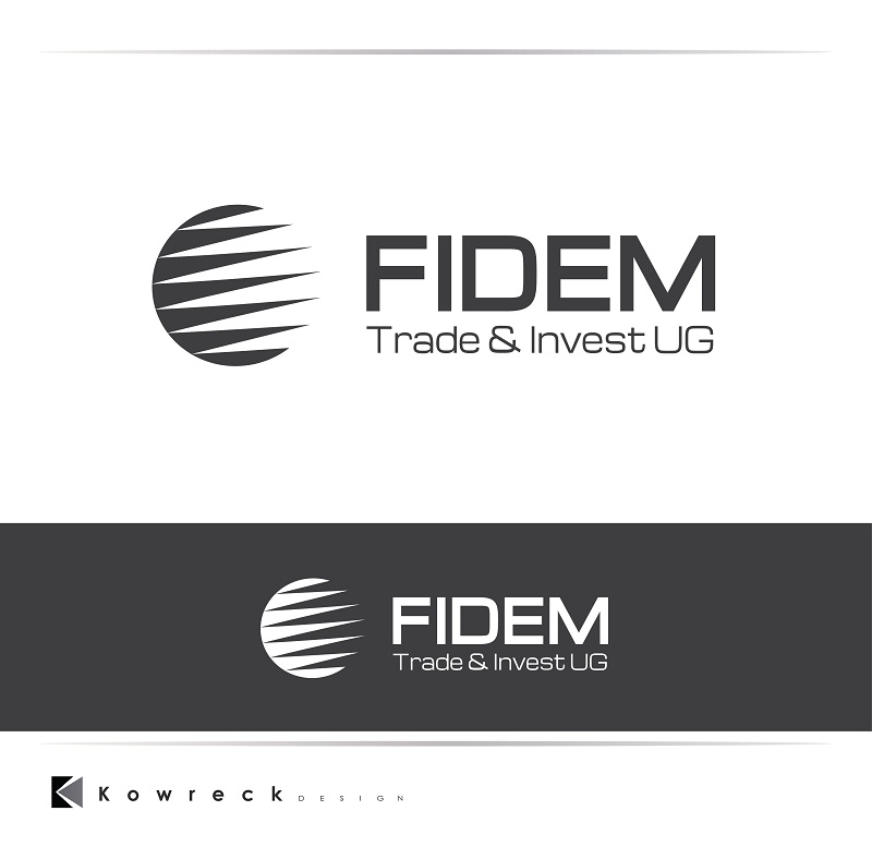 Logo Design by kowreck - Entry No. 214 in the Logo Design Contest Professional Logo Design for FIDEM Trade & Invest UG.