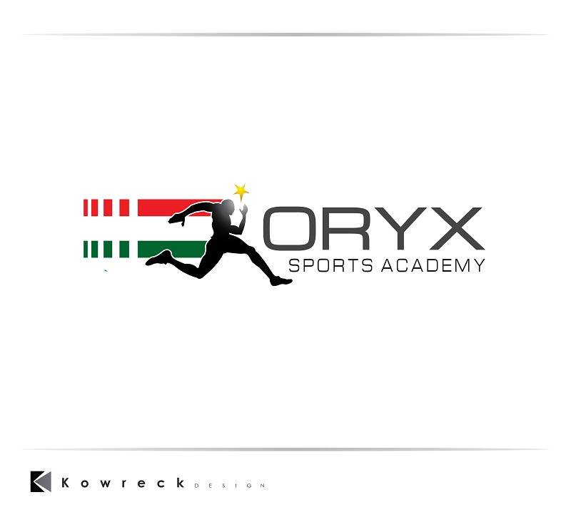 Logo Design by kowreck - Entry No. 128 in the Logo Design Contest New Logo Design for Oryx Sports Academy.