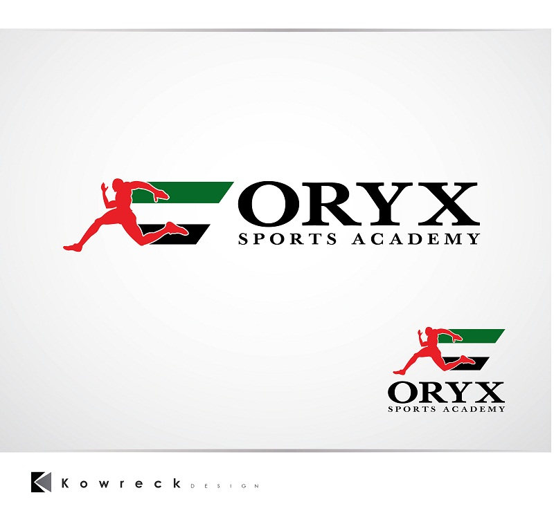 Logo Design by kowreck - Entry No. 129 in the Logo Design Contest New Logo Design for Oryx Sports Academy.