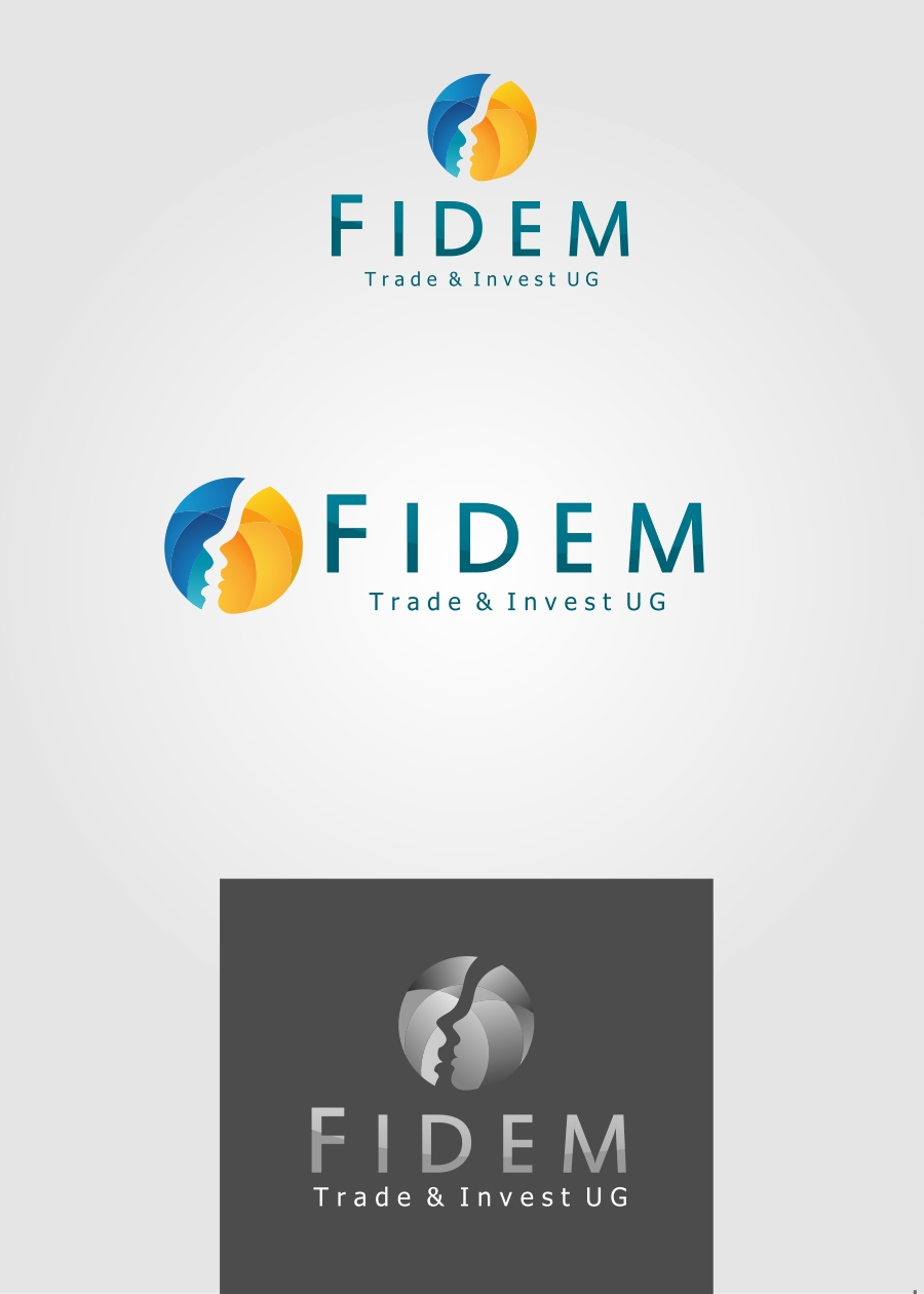 Logo Design by Private User - Entry No. 216 in the Logo Design Contest Professional Logo Design for FIDEM Trade & Invest UG.