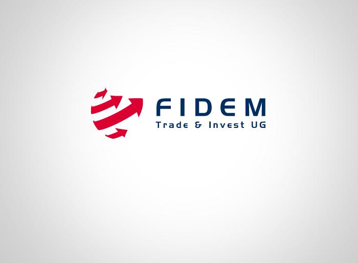 Logo Design by Jan Chua - Entry No. 217 in the Logo Design Contest Professional Logo Design for FIDEM Trade & Invest UG.