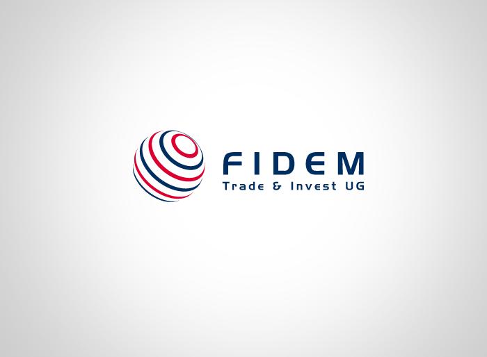 Logo Design by Jan Chua - Entry No. 218 in the Logo Design Contest Professional Logo Design for FIDEM Trade & Invest UG.