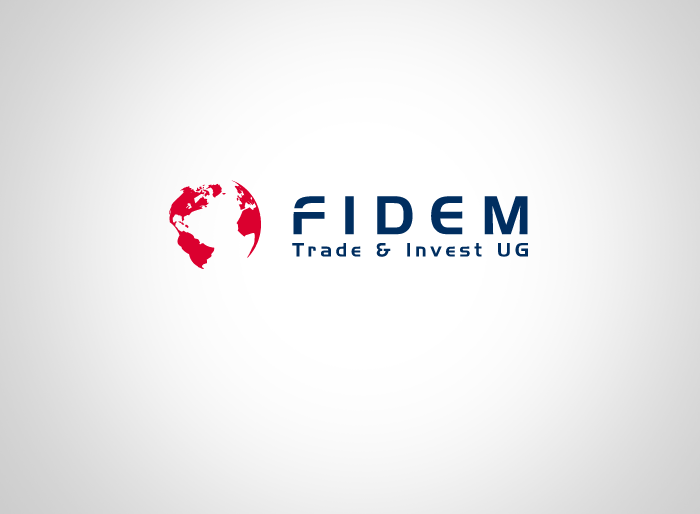 Logo Design by Jan Chua - Entry No. 219 in the Logo Design Contest Professional Logo Design for FIDEM Trade & Invest UG.