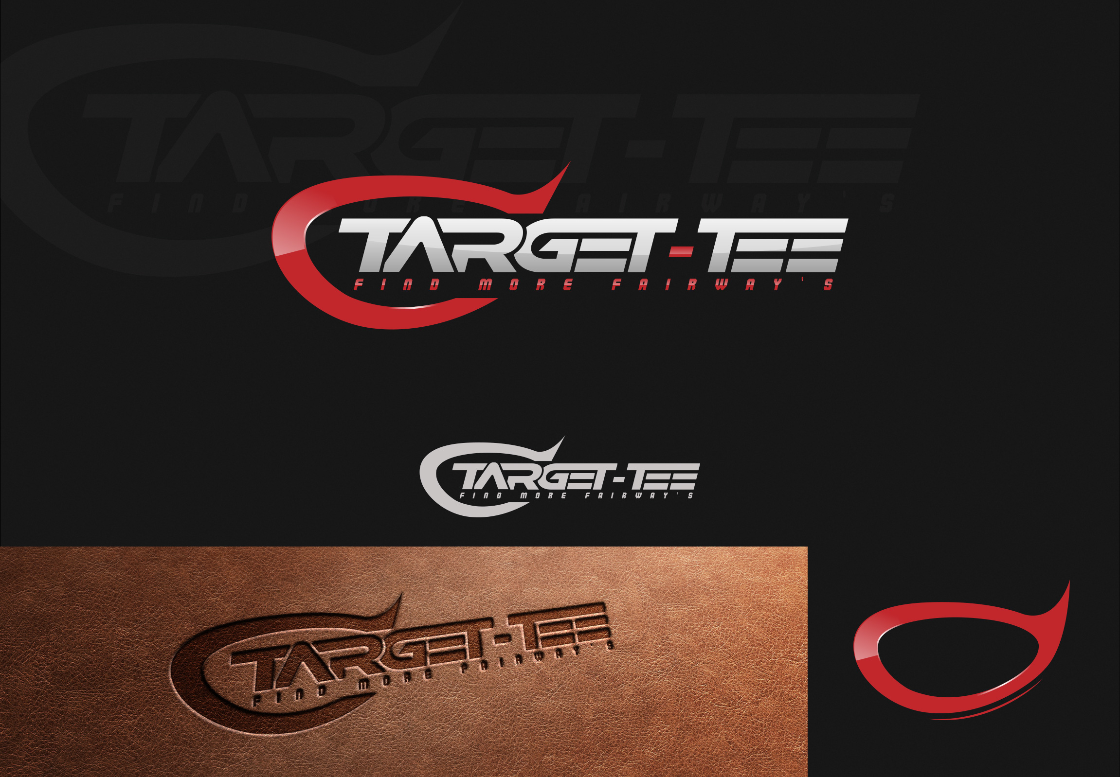Logo Design by olii - Entry No. 144 in the Logo Design Contest Imaginative Logo Design for TARGET-TEE.