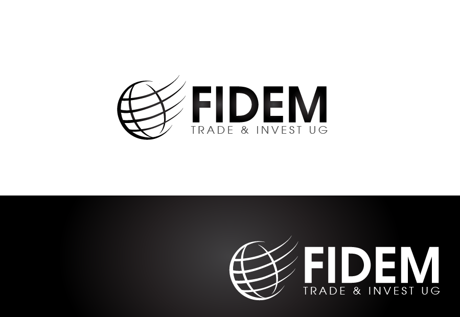 Logo Design by Private User - Entry No. 222 in the Logo Design Contest Professional Logo Design for FIDEM Trade & Invest UG.