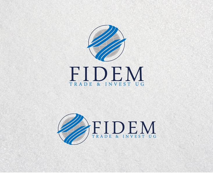 Logo Design by Juan_Kata - Entry No. 223 in the Logo Design Contest Professional Logo Design for FIDEM Trade & Invest UG.