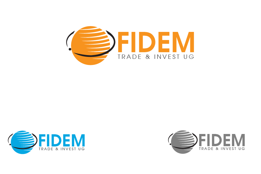 Logo Design by Private User - Entry No. 225 in the Logo Design Contest Professional Logo Design for FIDEM Trade & Invest UG.