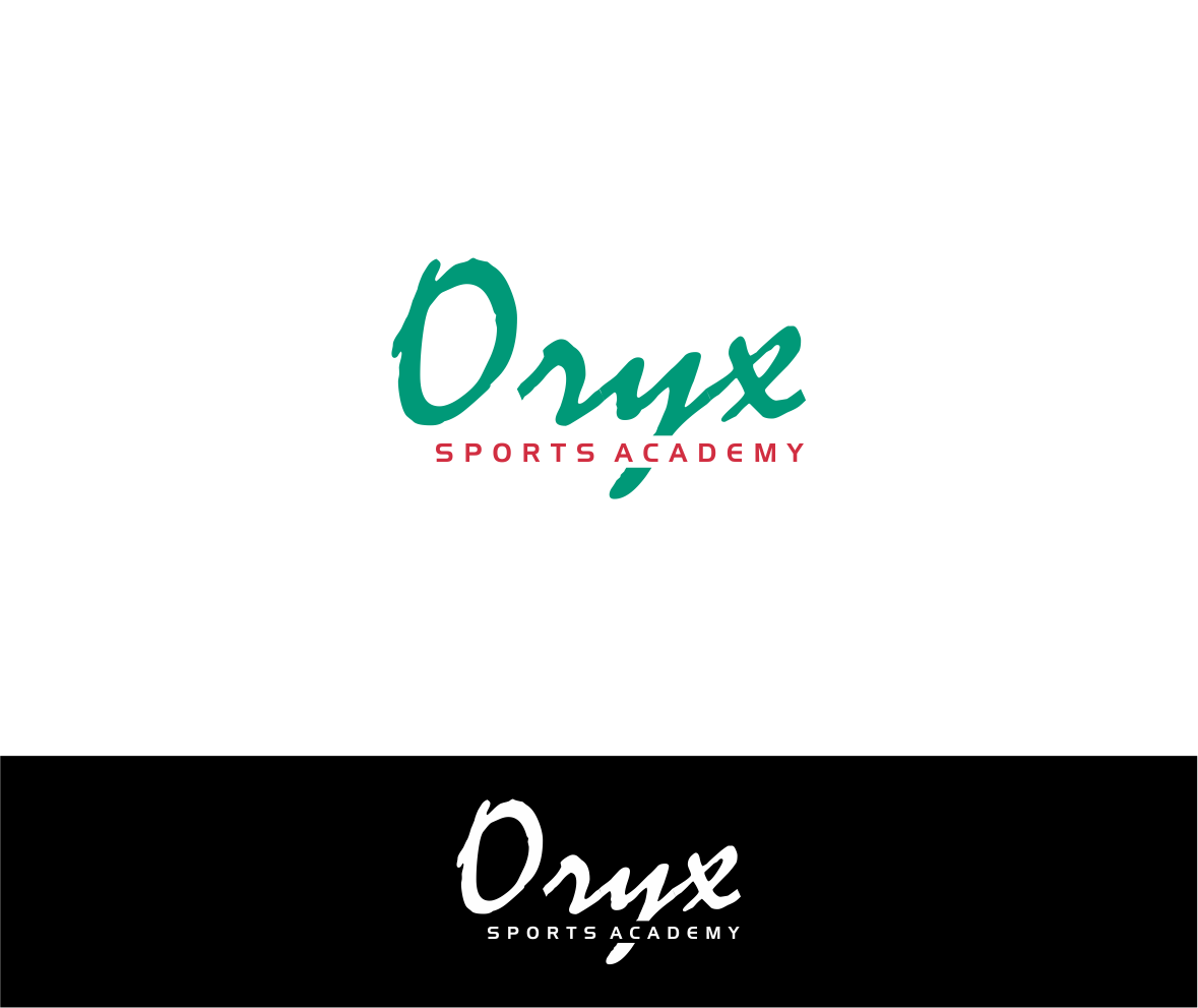 Logo Design by haidu - Entry No. 138 in the Logo Design Contest New Logo Design for Oryx Sports Academy.