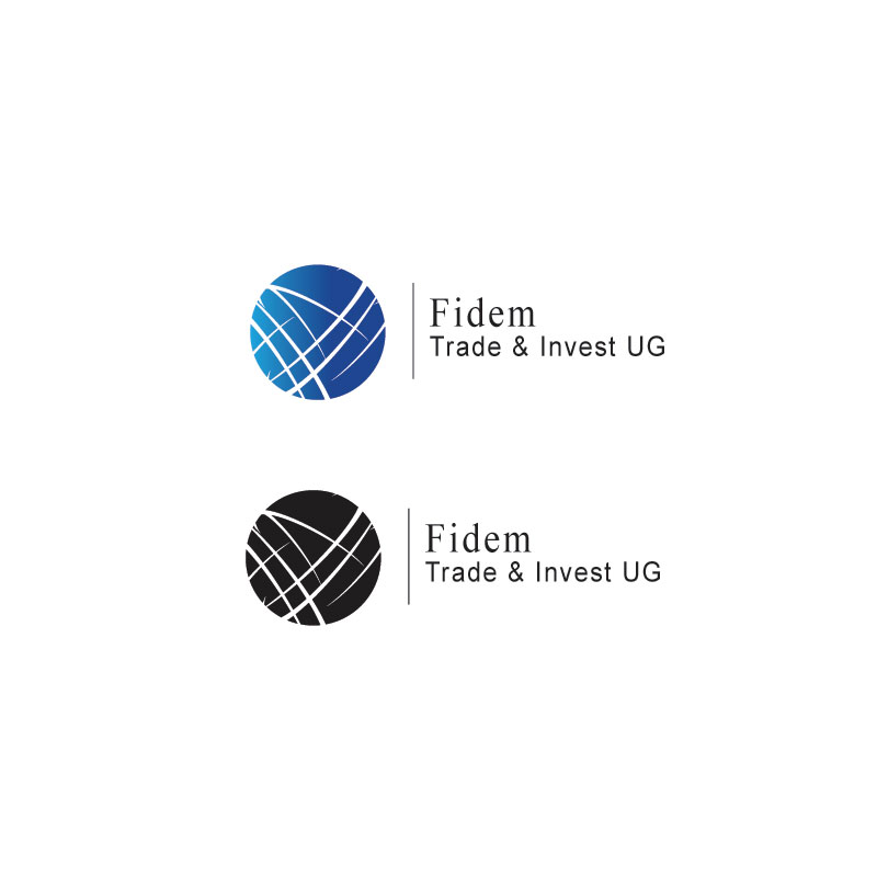Logo Design by Private User - Entry No. 232 in the Logo Design Contest Professional Logo Design for FIDEM Trade & Invest UG.