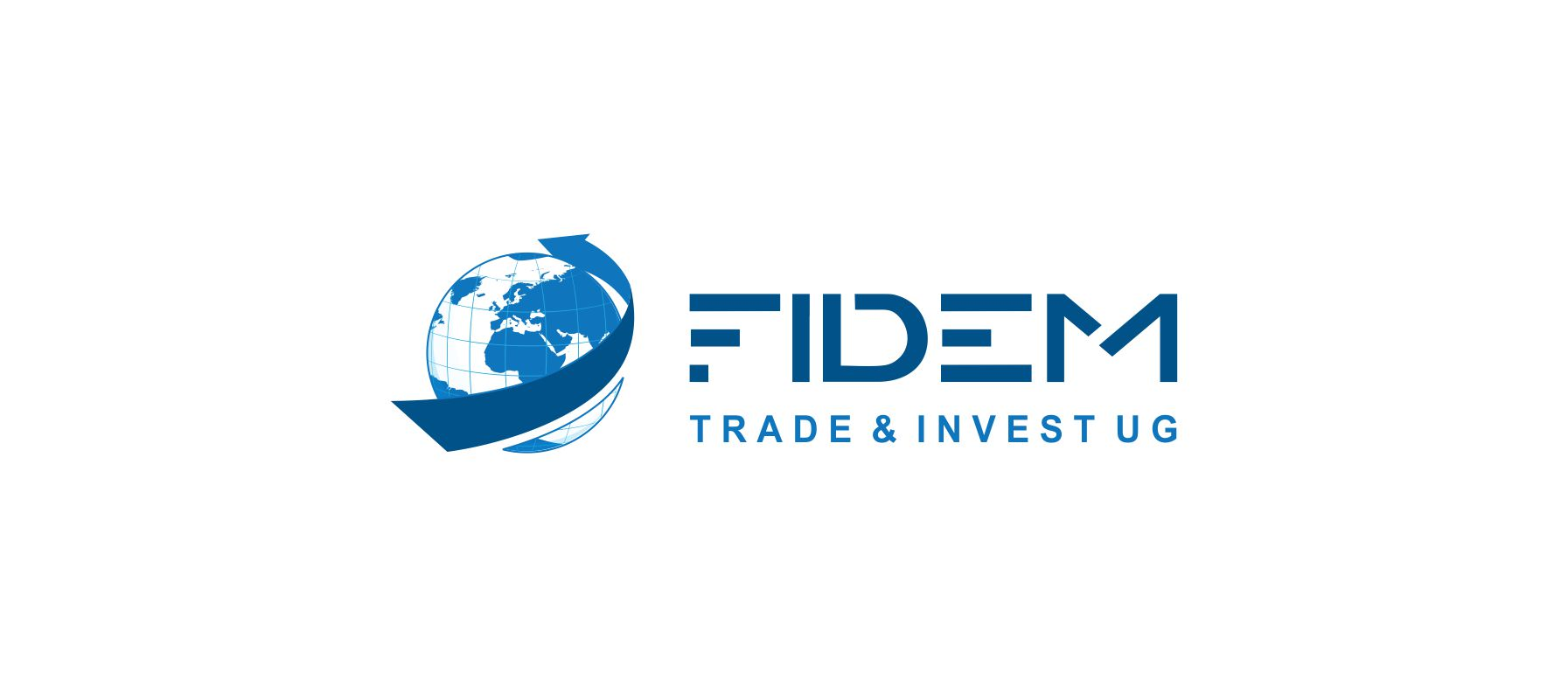 Logo Design by Muhammad Aslam - Entry No. 233 in the Logo Design Contest Professional Logo Design for FIDEM Trade & Invest UG.
