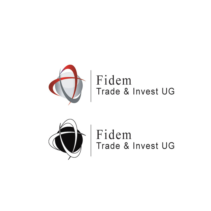 Logo Design by Private User - Entry No. 238 in the Logo Design Contest Professional Logo Design for FIDEM Trade & Invest UG.