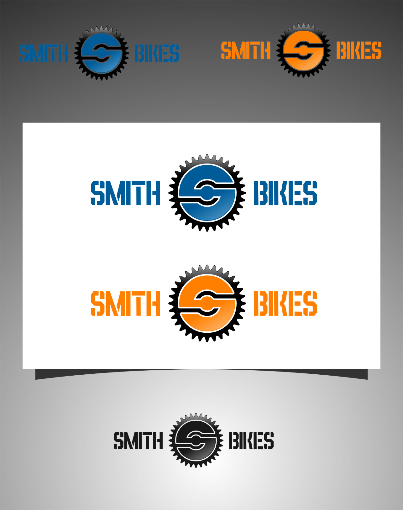 Logo Design by Ngepet_art - Entry No. 131 in the Logo Design Contest Fun Logo Design for SMITH BIKES.