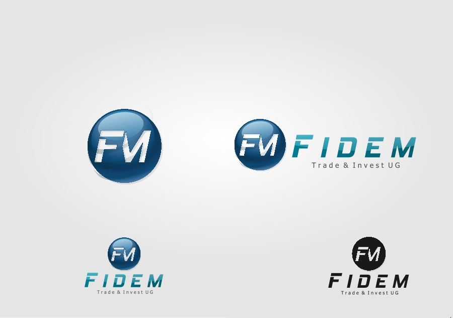 Logo Design by Private User - Entry No. 245 in the Logo Design Contest Professional Logo Design for FIDEM Trade & Invest UG.