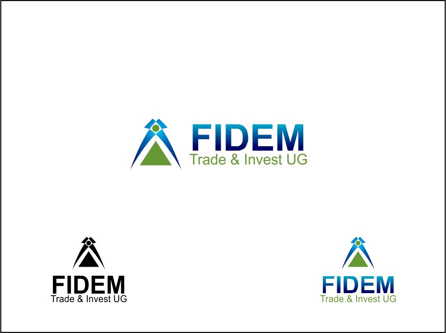 Logo Design by Agus Martoyo - Entry No. 246 in the Logo Design Contest Professional Logo Design for FIDEM Trade & Invest UG.