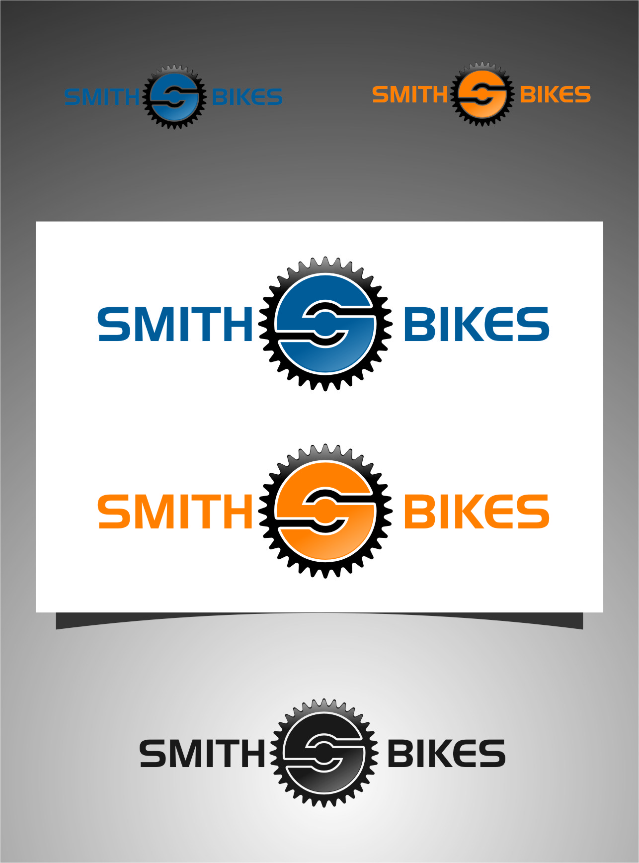 Logo Design by RasYa Muhammad Athaya - Entry No. 135 in the Logo Design Contest Fun Logo Design for SMITH BIKES.
