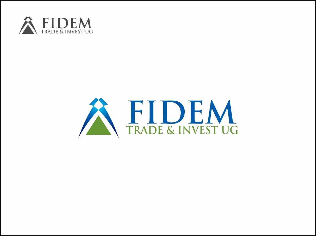 Logo Design by Agus Martoyo - Entry No. 247 in the Logo Design Contest Professional Logo Design for FIDEM Trade & Invest UG.