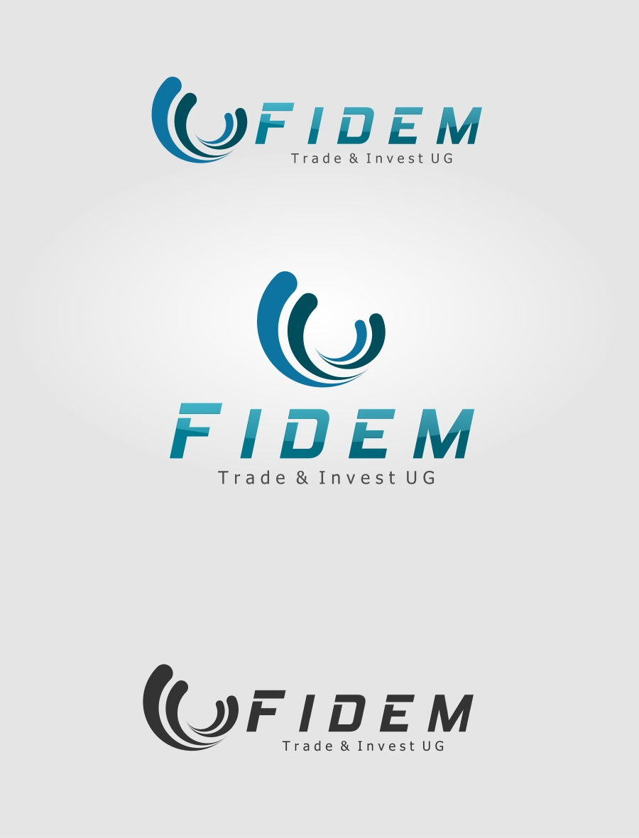 Logo Design by Private User - Entry No. 248 in the Logo Design Contest Professional Logo Design for FIDEM Trade & Invest UG.