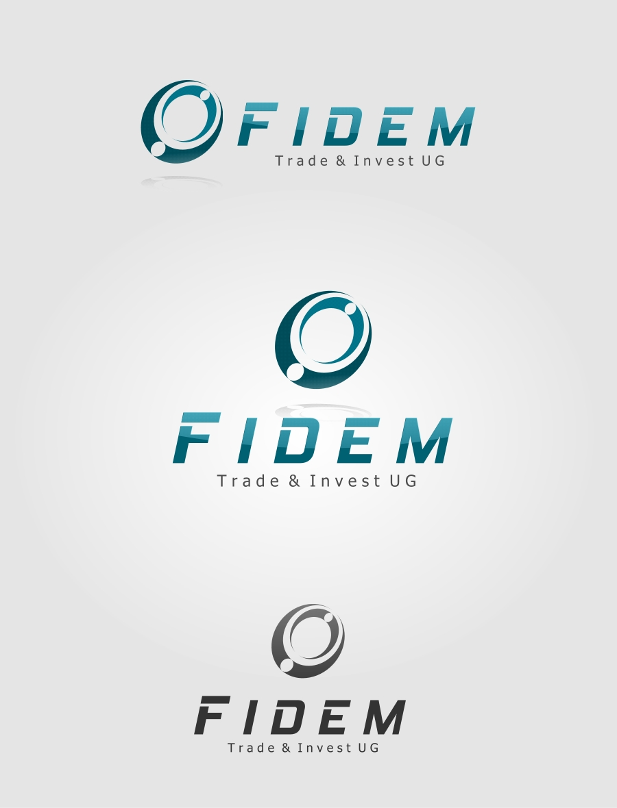 Logo Design by Private User - Entry No. 249 in the Logo Design Contest Professional Logo Design for FIDEM Trade & Invest UG.