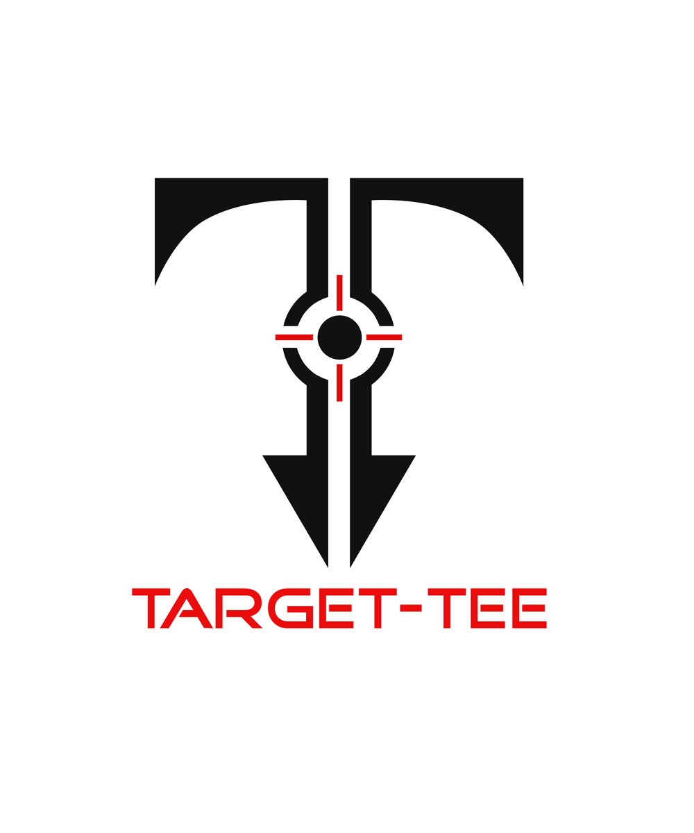 Logo Design by Private User - Entry No. 148 in the Logo Design Contest Imaginative Logo Design for TARGET-TEE.