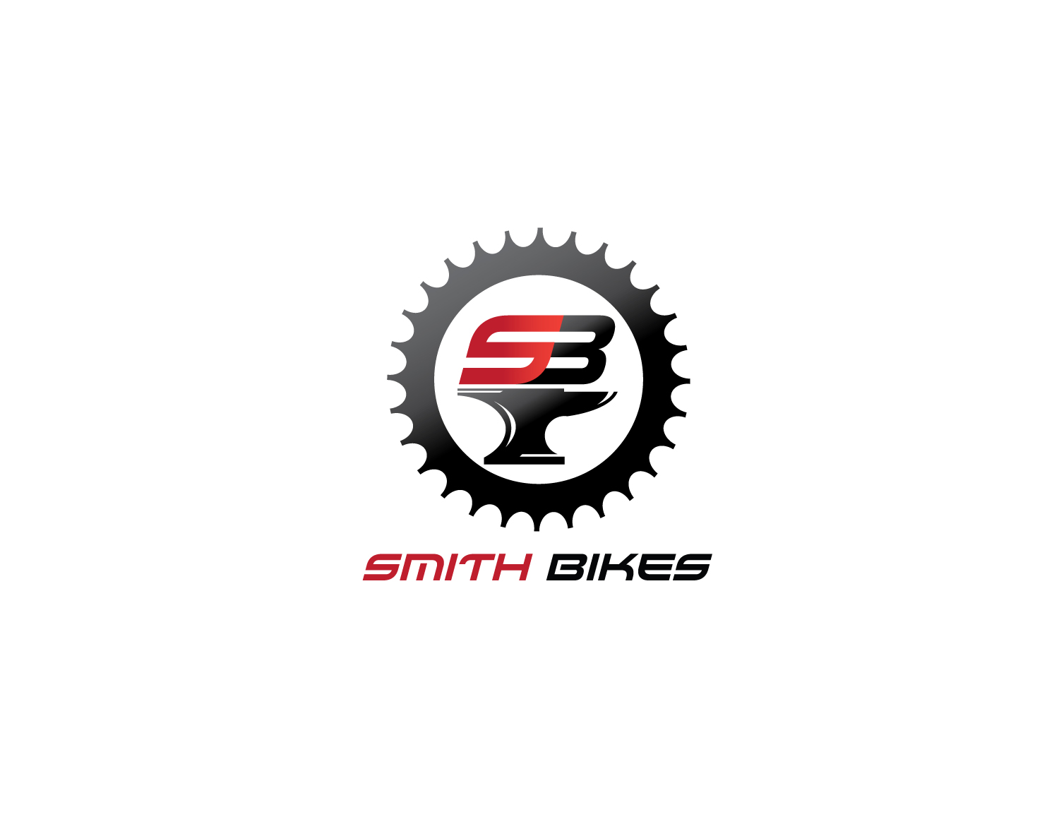 Logo Design by rA - Entry No. 139 in the Logo Design Contest Fun Logo Design for SMITH BIKES.