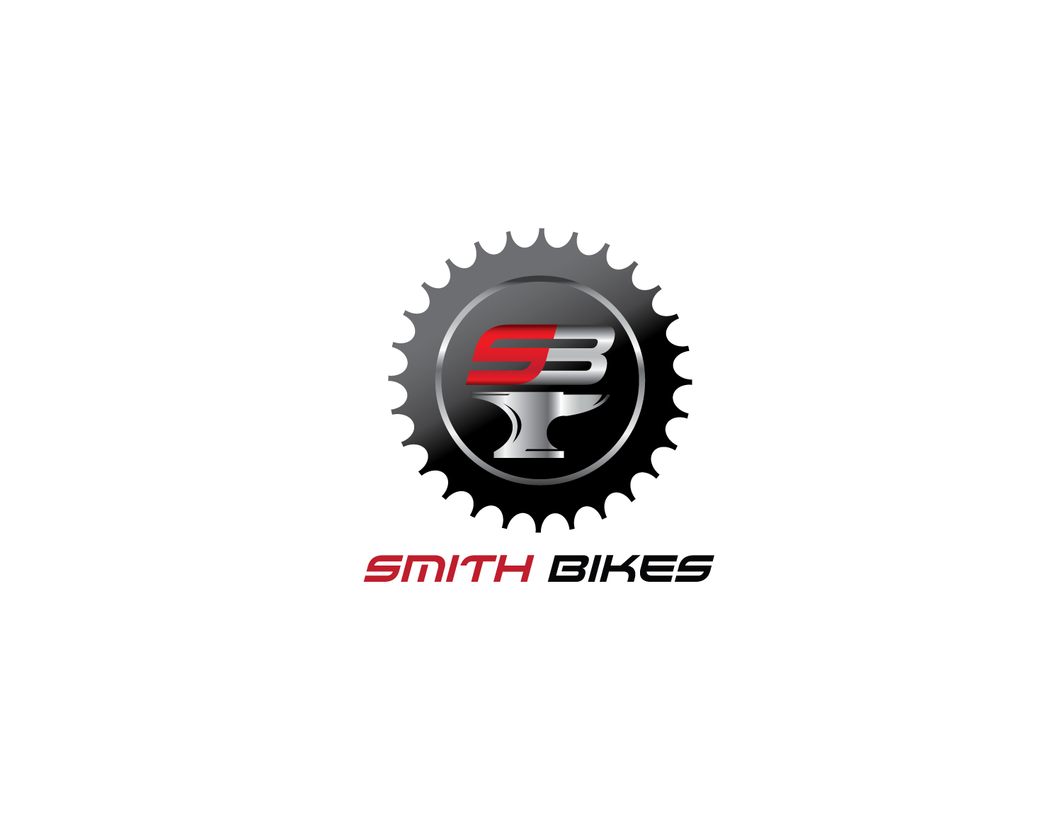 Logo Design by rA - Entry No. 140 in the Logo Design Contest Fun Logo Design for SMITH BIKES.