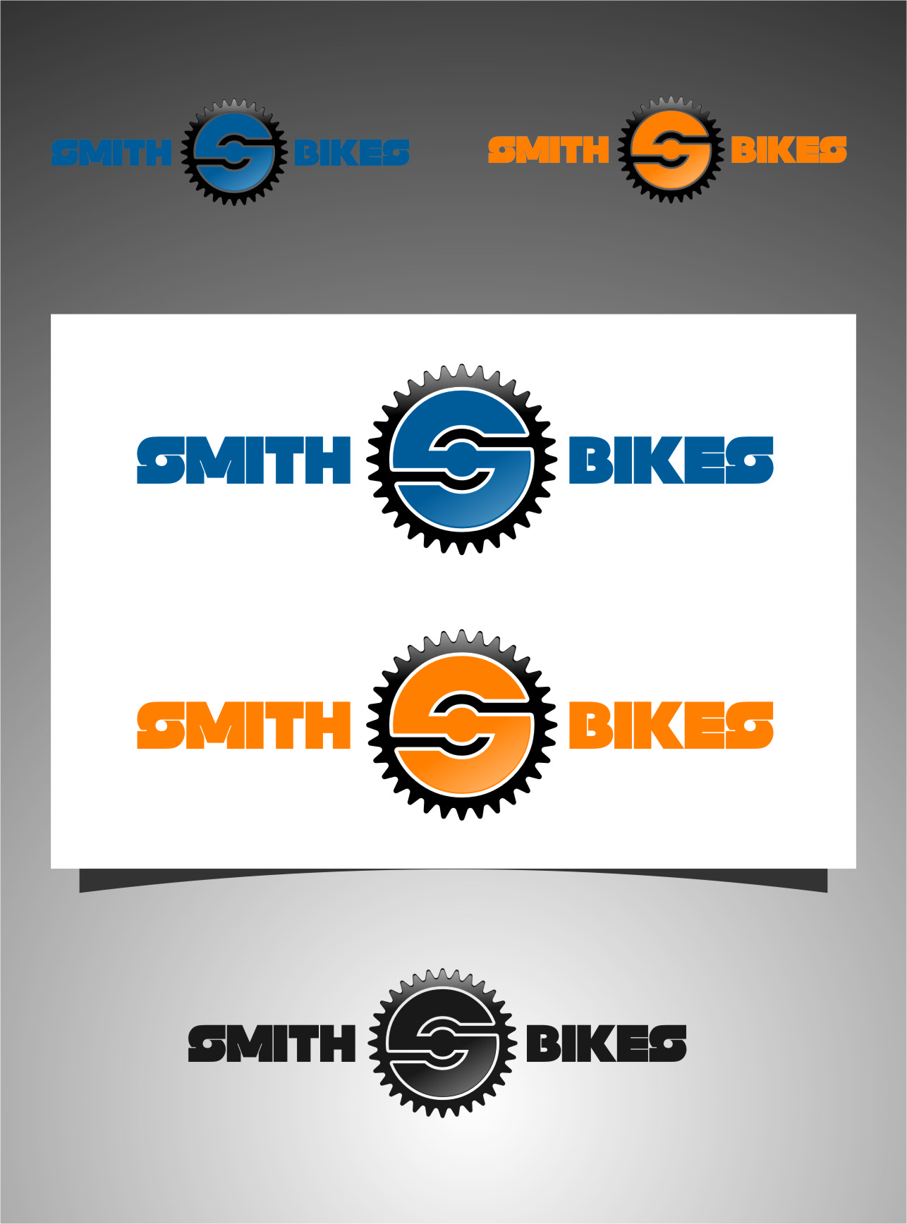 Logo Design by Ngepet_art - Entry No. 142 in the Logo Design Contest Fun Logo Design for SMITH BIKES.