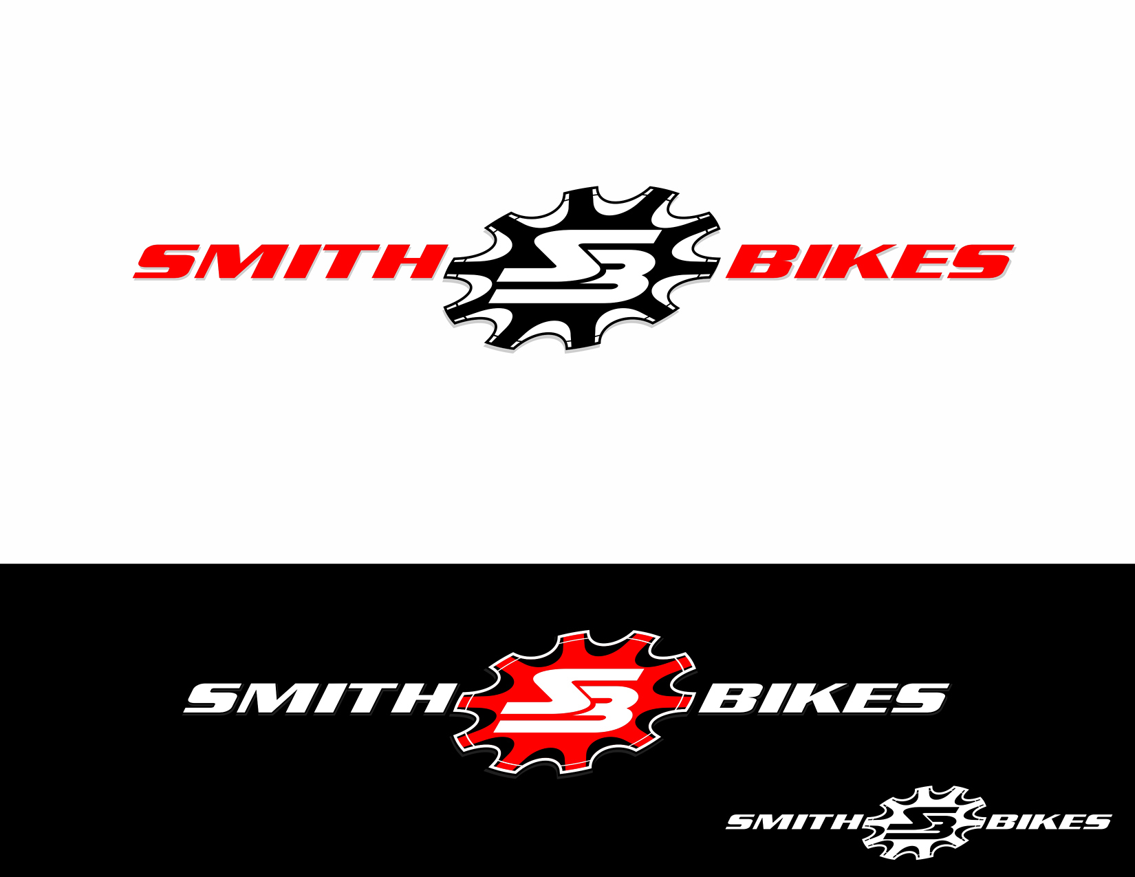 Logo Design by Private User - Entry No. 145 in the Logo Design Contest Fun Logo Design for SMITH BIKES.