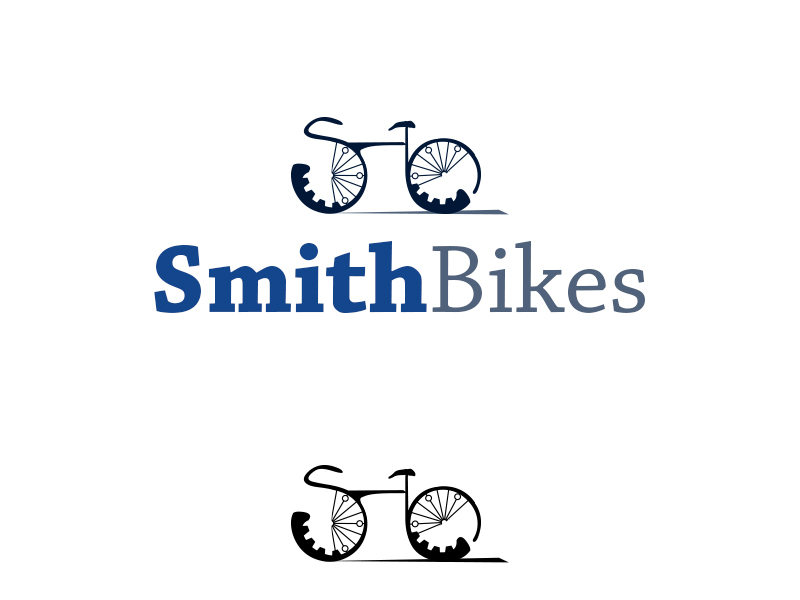 Logo Design by archys187 - Entry No. 146 in the Logo Design Contest Fun Logo Design for SMITH BIKES.