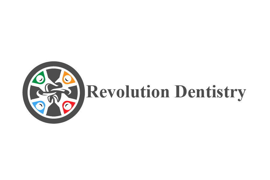 Logo Design by brands_in - Entry No. 6 in the Logo Design Contest Artistic Logo Design for Revolution Dentistry.
