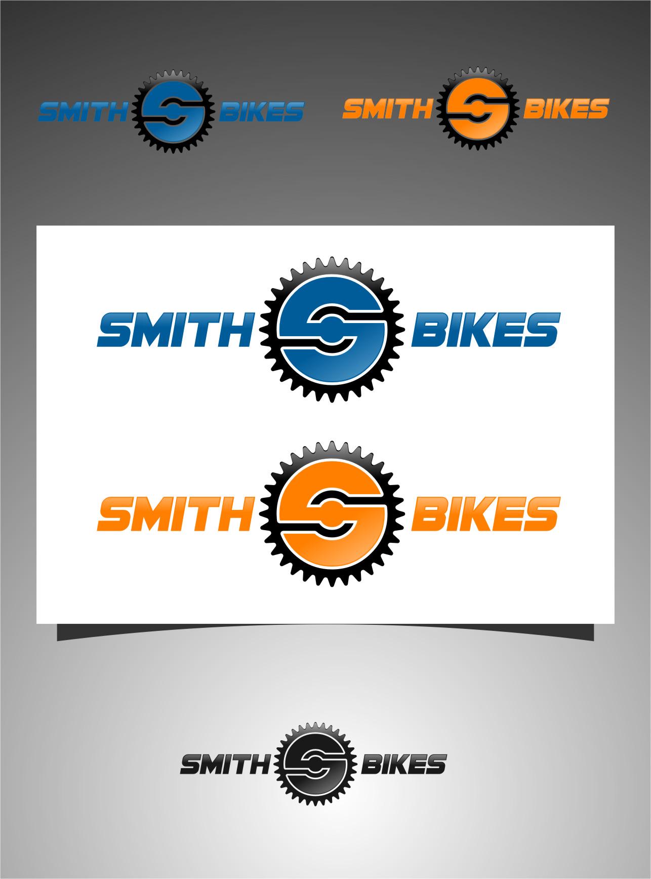 Logo Design by Ngepet_art - Entry No. 148 in the Logo Design Contest Fun Logo Design for SMITH BIKES.