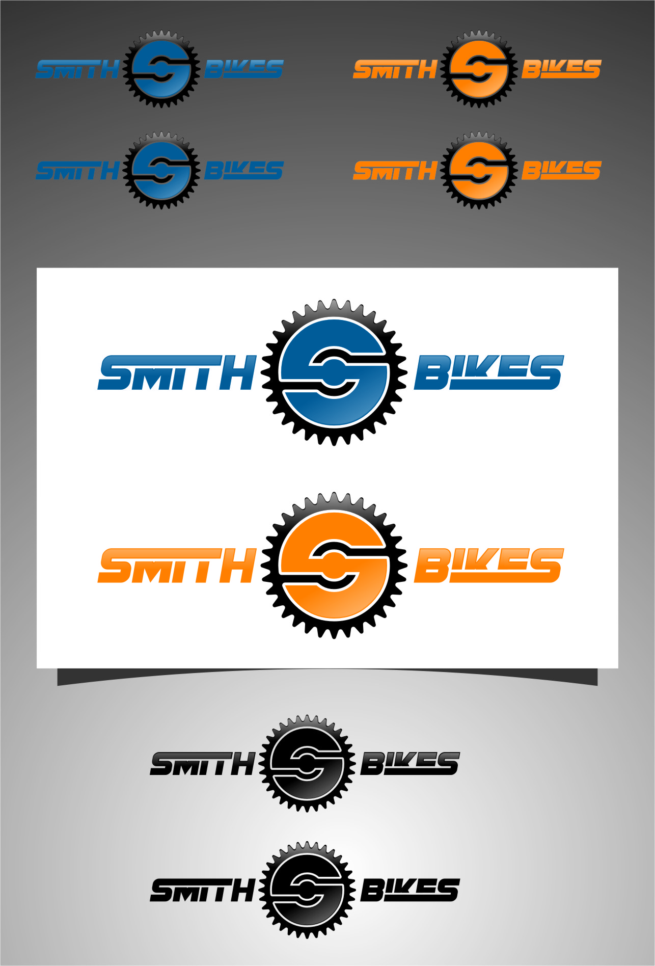 Logo Design by RasYa Muhammad Athaya - Entry No. 151 in the Logo Design Contest Fun Logo Design for SMITH BIKES.