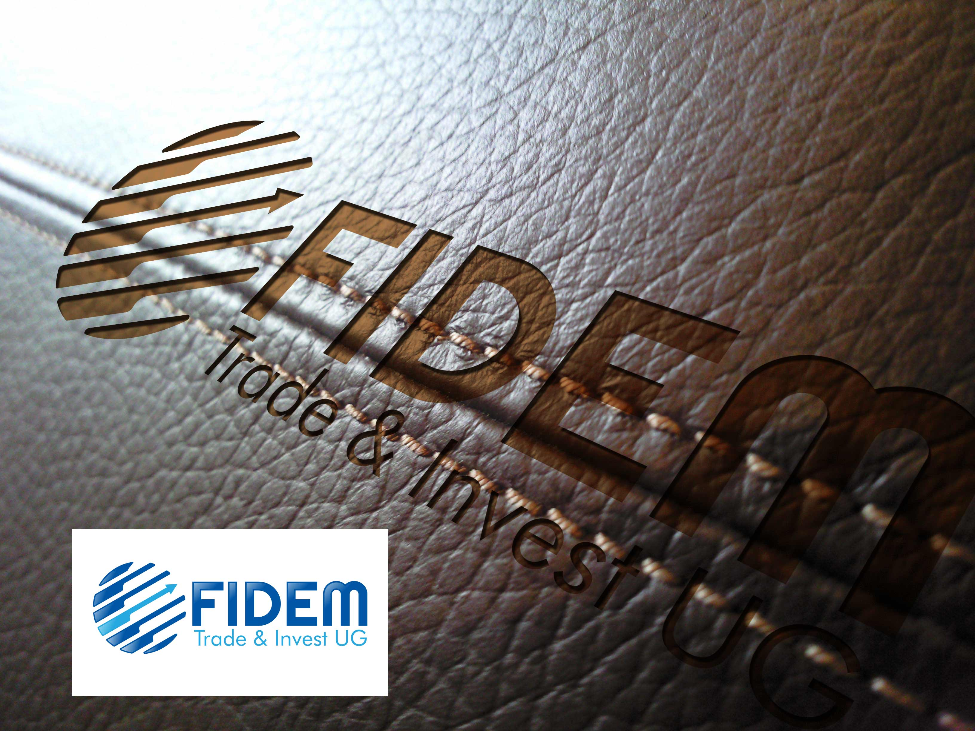 Logo Design by lagalag - Entry No. 259 in the Logo Design Contest Professional Logo Design for FIDEM Trade & Invest UG.