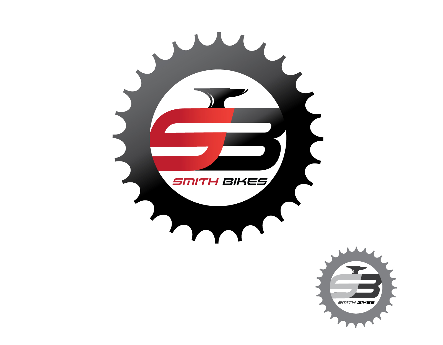 Logo Design by rA - Entry No. 152 in the Logo Design Contest Fun Logo Design for SMITH BIKES.